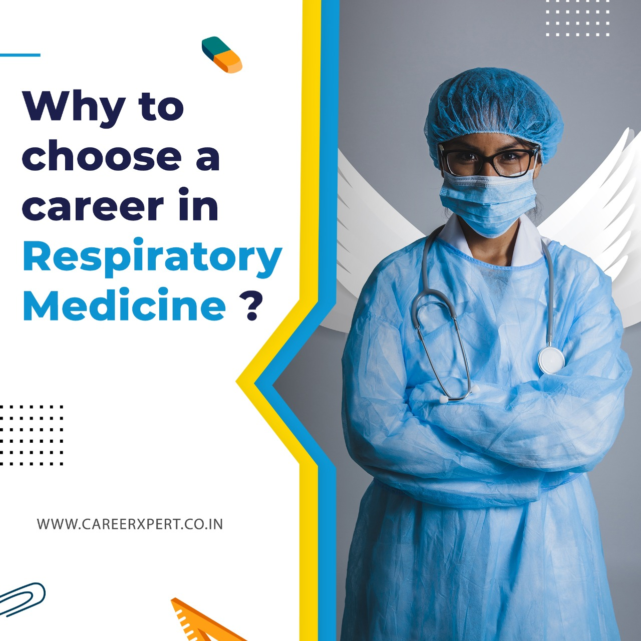 Why to choose a career in Respiratory Medicine