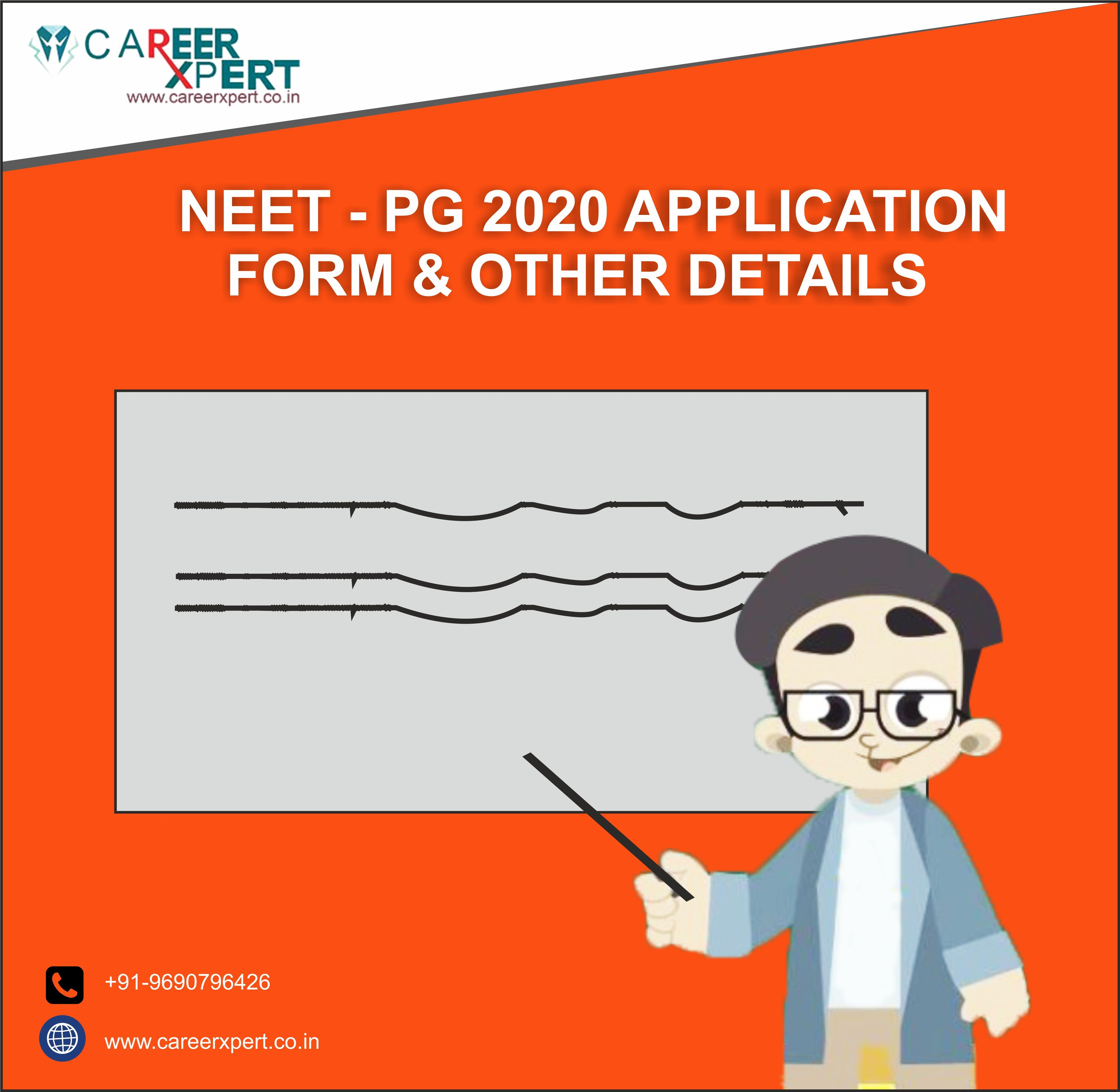 NEET PG 2020 Application Form – Key Points to Remember