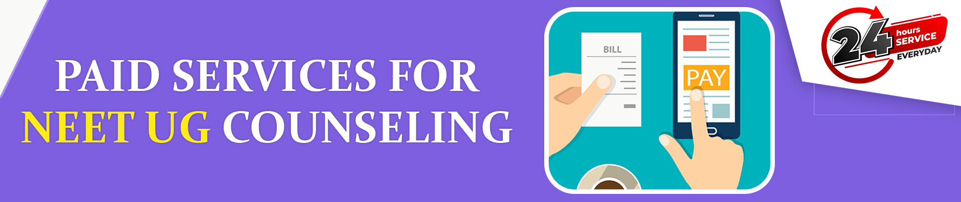 PACKAGE FOR NEET UG COUNSELLING 2021 - INR 5000/-